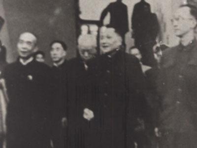 邓小平、李富春、薄一波、李井泉同志视察自贡盐场