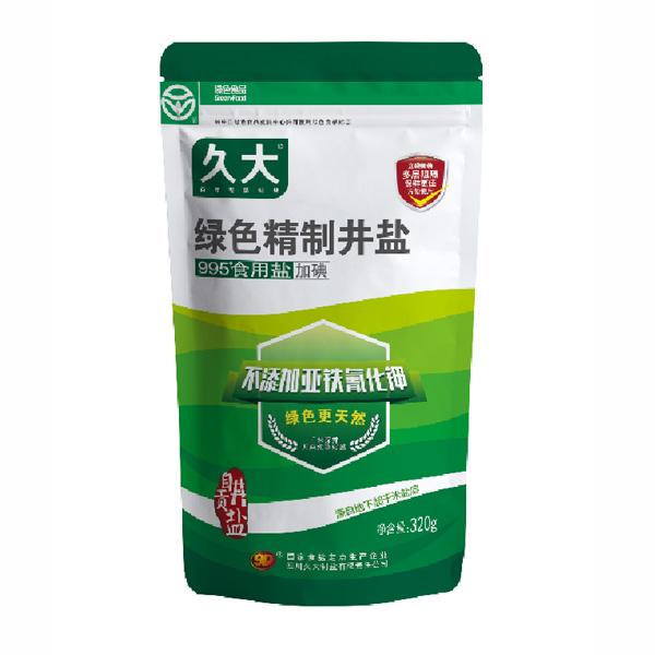 绿色精制井盐(立袋)