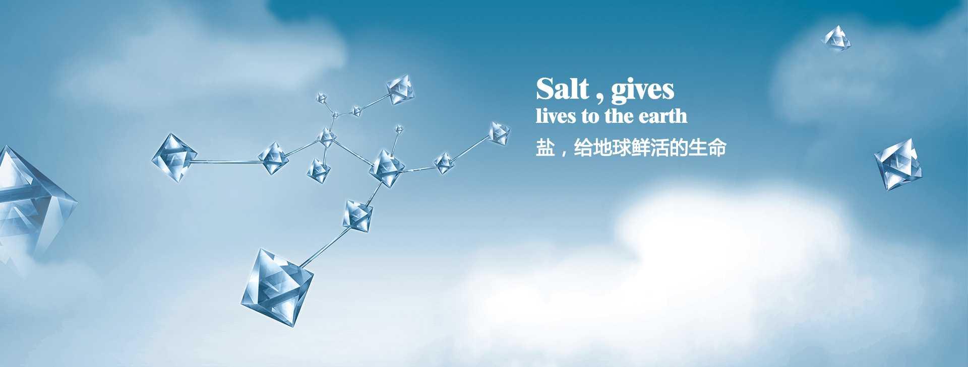 盐,给地球鲜活的生命